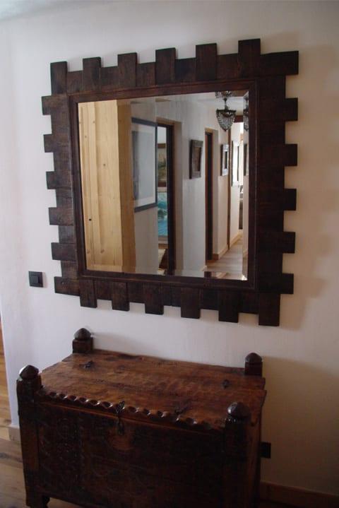 Megève miroir