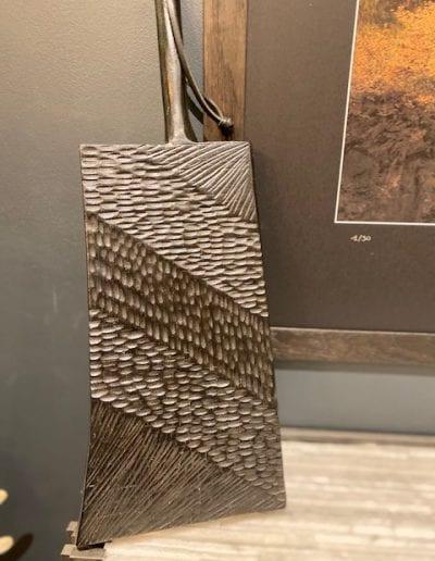 Planche à découper sculptée